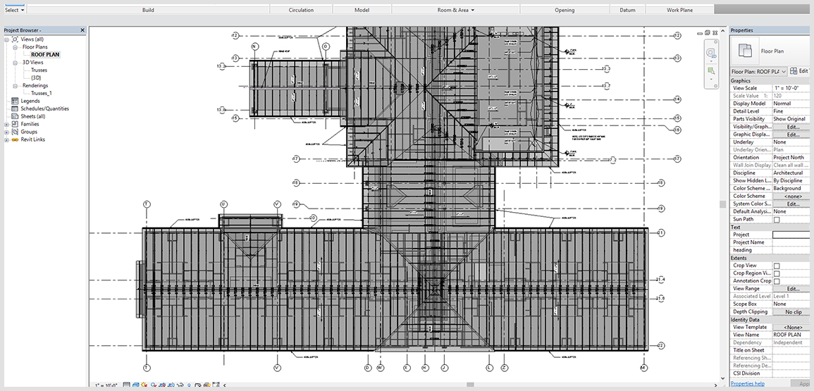 Strucsoft solutions mwf pro suite revit framing Roof drawing software