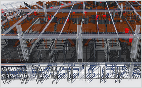 MWF Pro Wall automates the creation of cold formed steel and wood wall framing within the Revit model. Automatically frame Revit openings, create detailed shop drawings and CNC output
