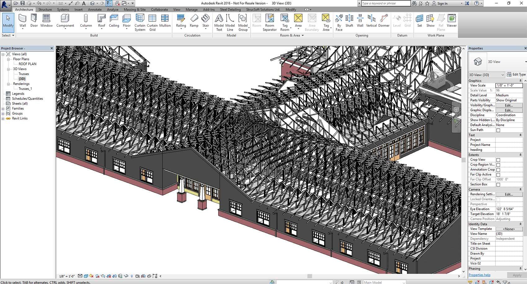 MWF Advanced Metal - StrucSoft Solutions