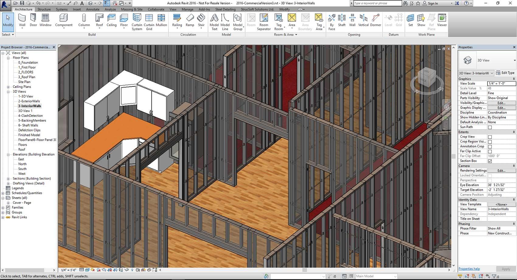 MWF Pro Metal - StrucSoft Solutions